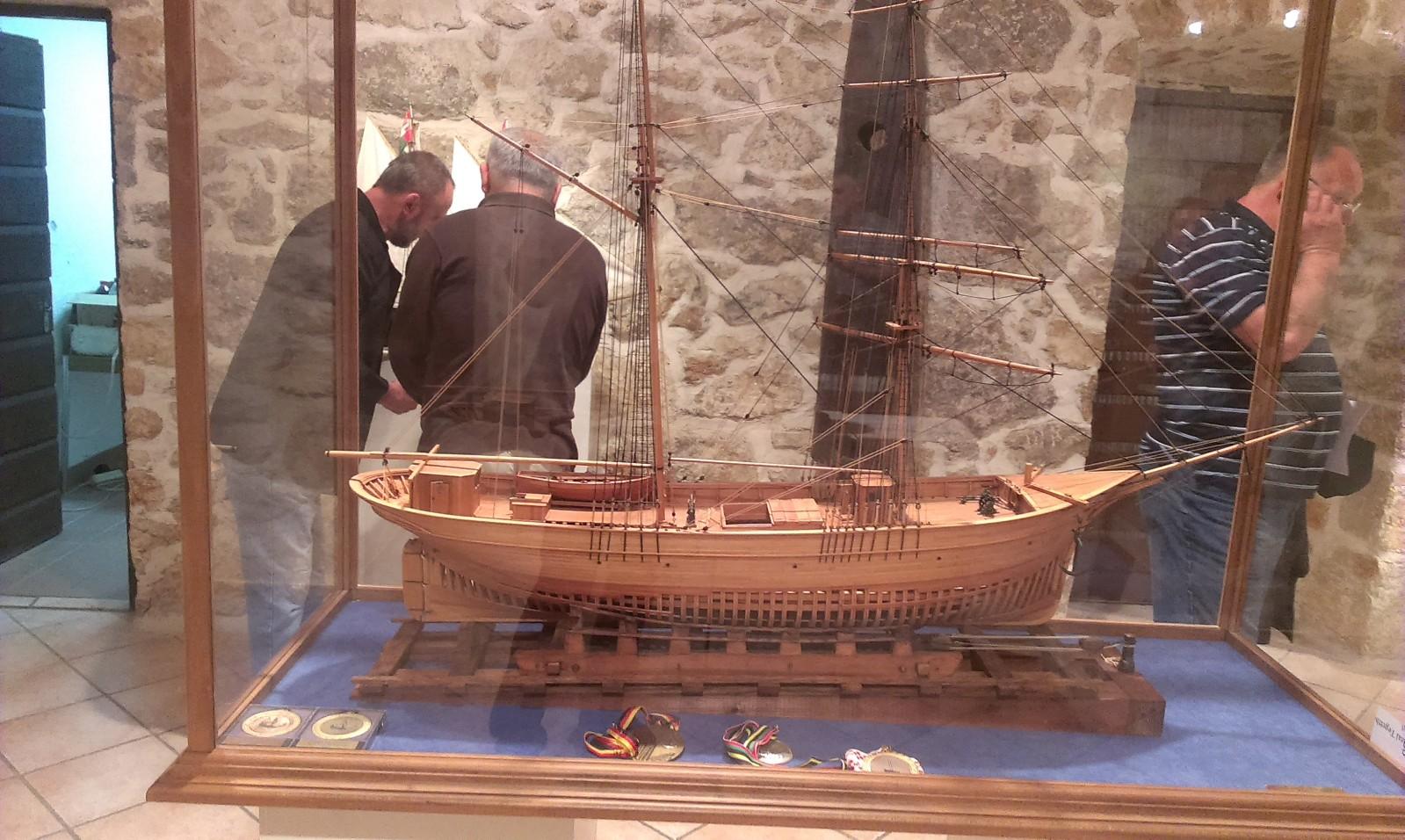 Izložba maketa brodova 148isnm