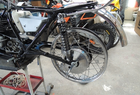 Puch Cobra M-82 Pre-serie - Proyecto Cross 148j0w4