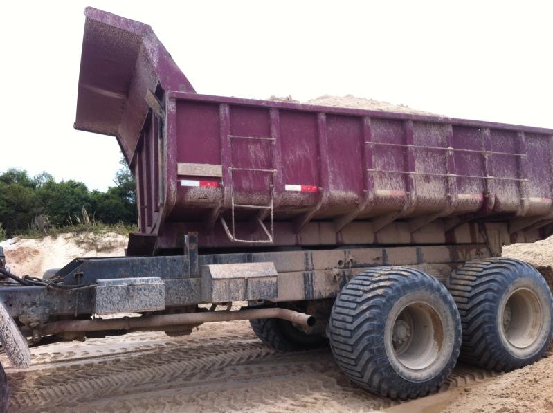 ford cargo 6x6 e FTO 6.6  combinação perfeita  1531bir