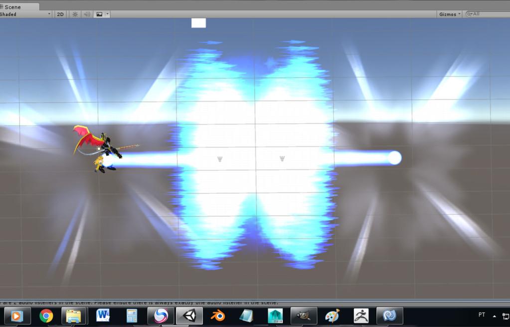 [TUTORIAL] Sistema de colisao de rajadas de energia tipo Dragonball Z 15gbag