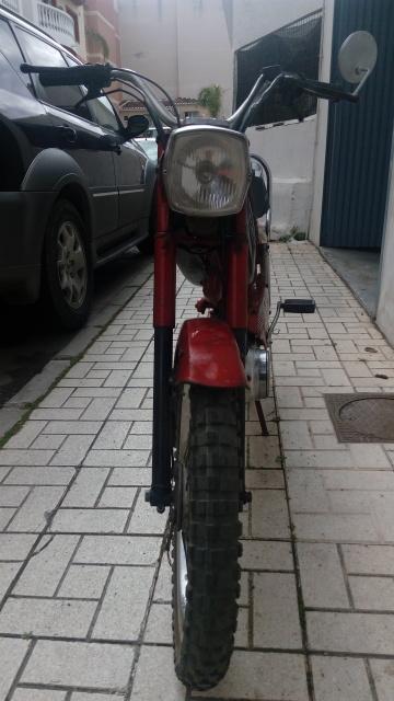 Presento mi Mobylette Rural 90 15gcswl