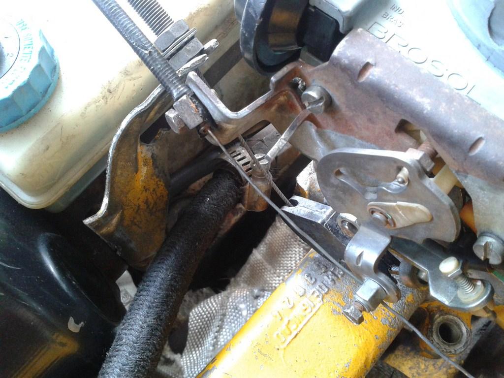 TUTORIAL de Instalação do Carburador 3E no Coletor do H34 com flange! 15r1g7s