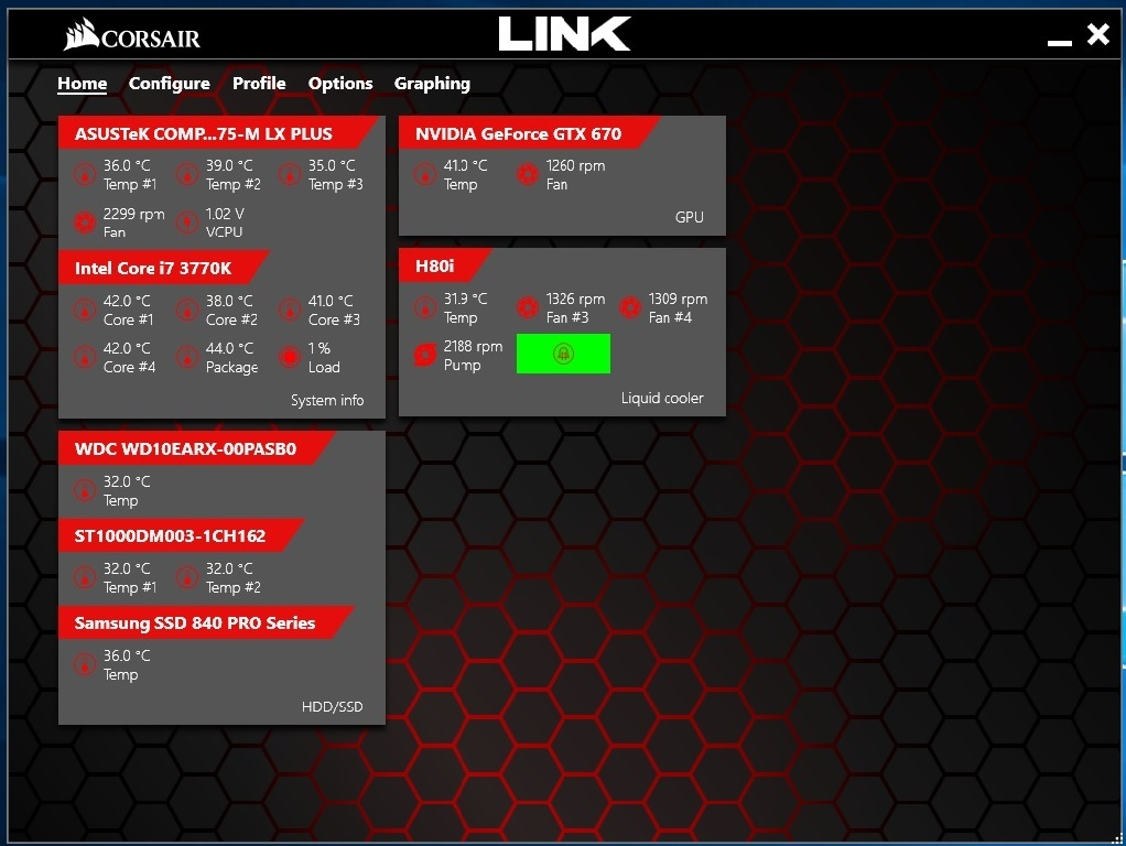 Temperaturas CPU e GPU 16a7l3l