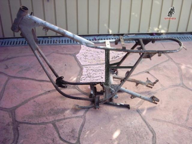 Mi nuevo proyecto: Bultaco Junior kit America 1gn442