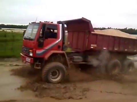 ford cargo 6x6 e FTO 6.6  combinação perfeita  1zl63d2