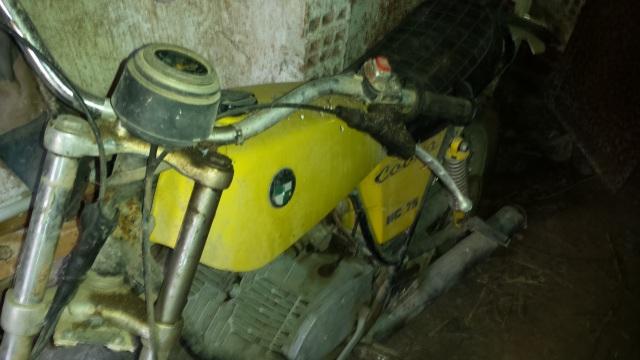 Puch Cobra MC 75 1ª serie 1zokg40