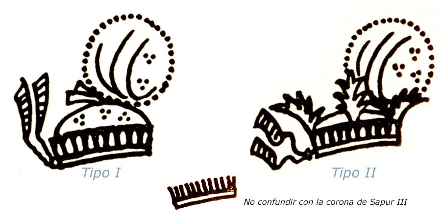 Las coronas de los shas de Persia. 20urfhk