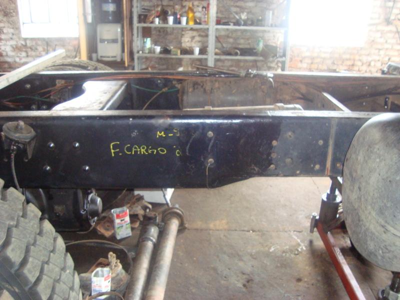 ford cargo 6x6 e FTO 6.6  combinação perfeita  211q592