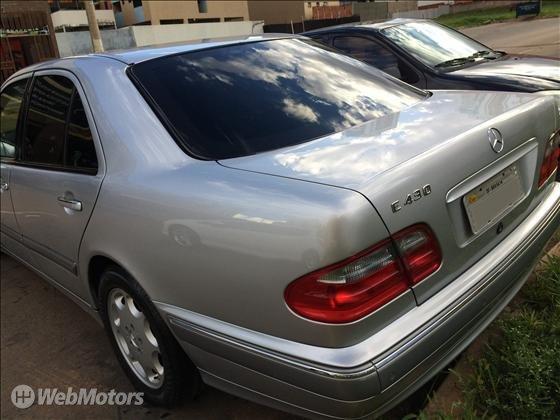 (VENDO): W210 - E430 B4 - 2001 - R$39.000,00 - VENDIDO 211vvdj