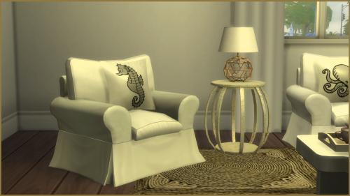 Sims Divine: Coastal Quarters Set 213ql9i