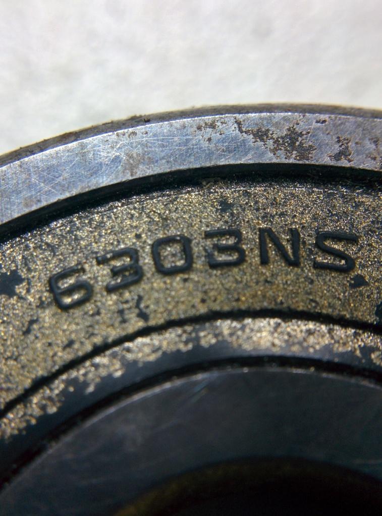 rodamientos - Numeración de rodamientos de basculante y llantas 21443fk