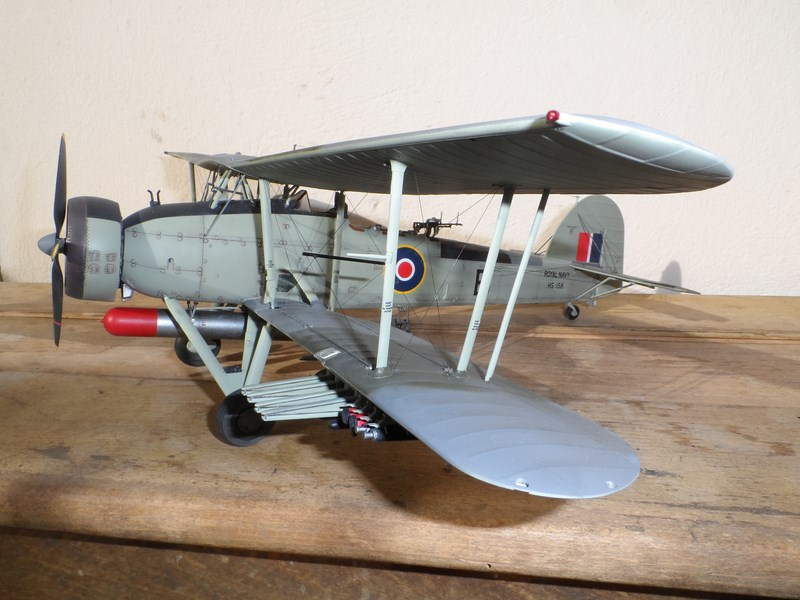 Fairey Swordfish Trumpter 1/32 21460qx