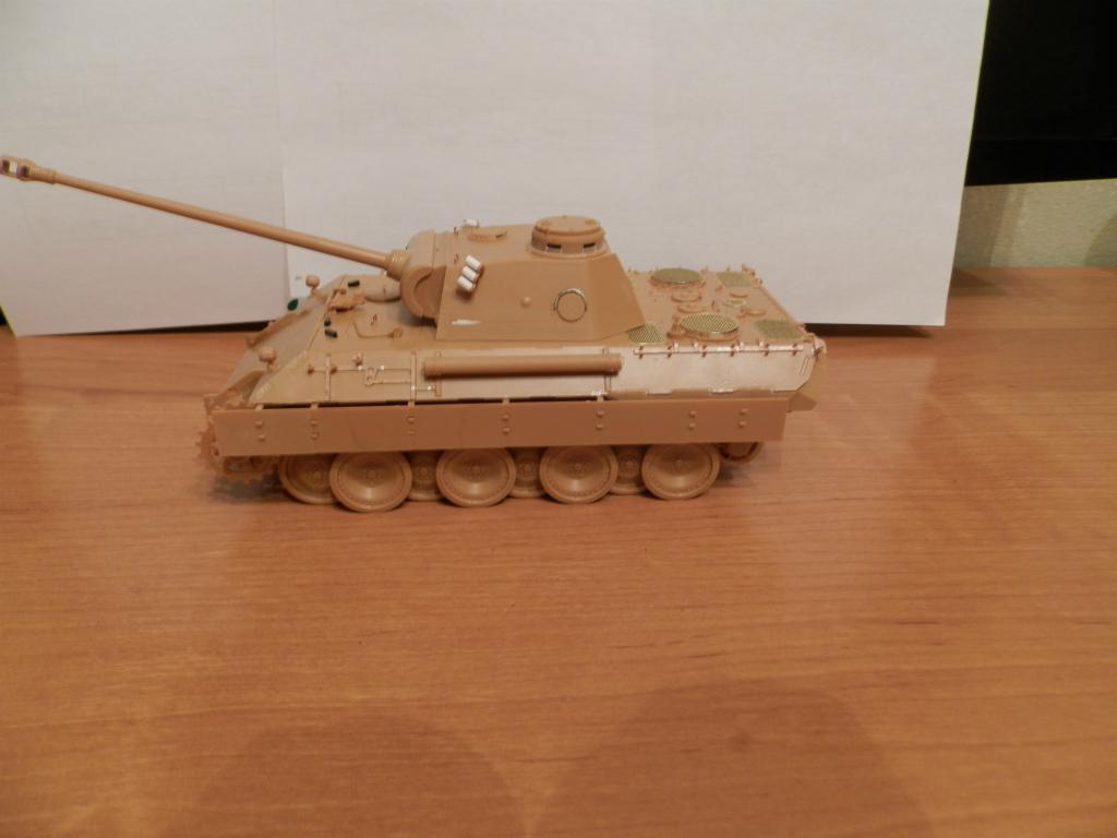 PzKpfw V «Panther» ausf.D 21blwlv