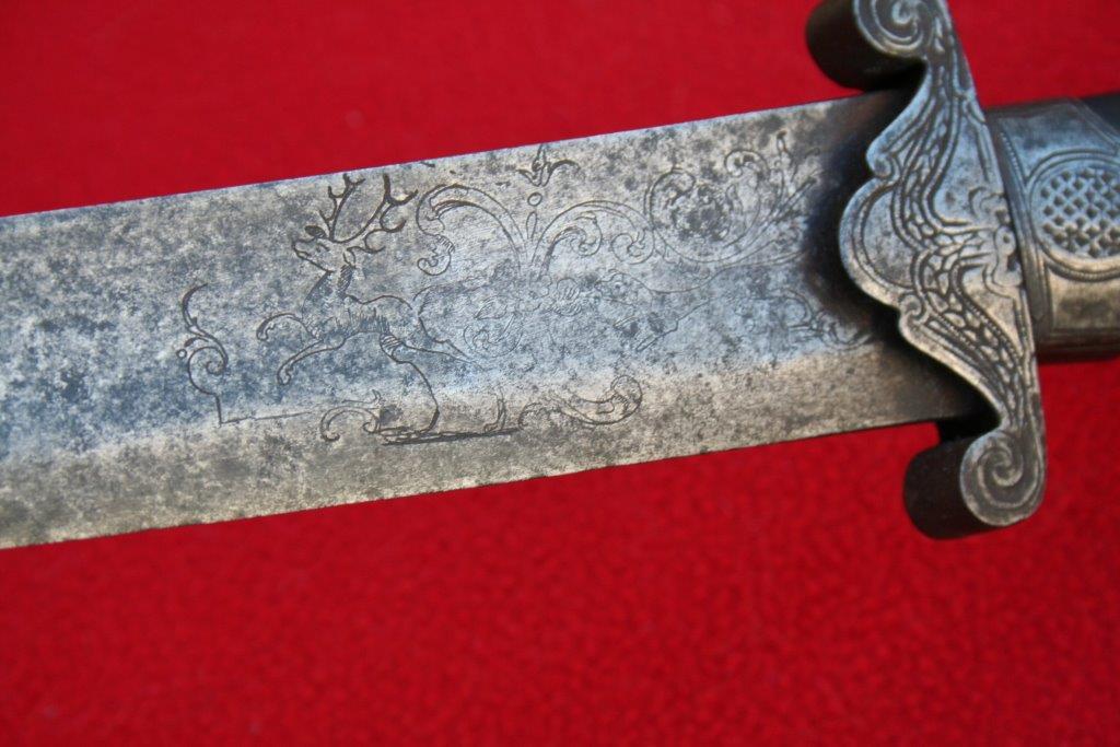 dague de chasse 18 eme  23iaux3