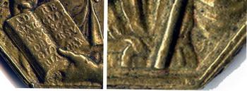 San Ignacio de Loyola / San Francisco Javier - Hamerani-(R.M. SXVIII-P93) 23j0sxx