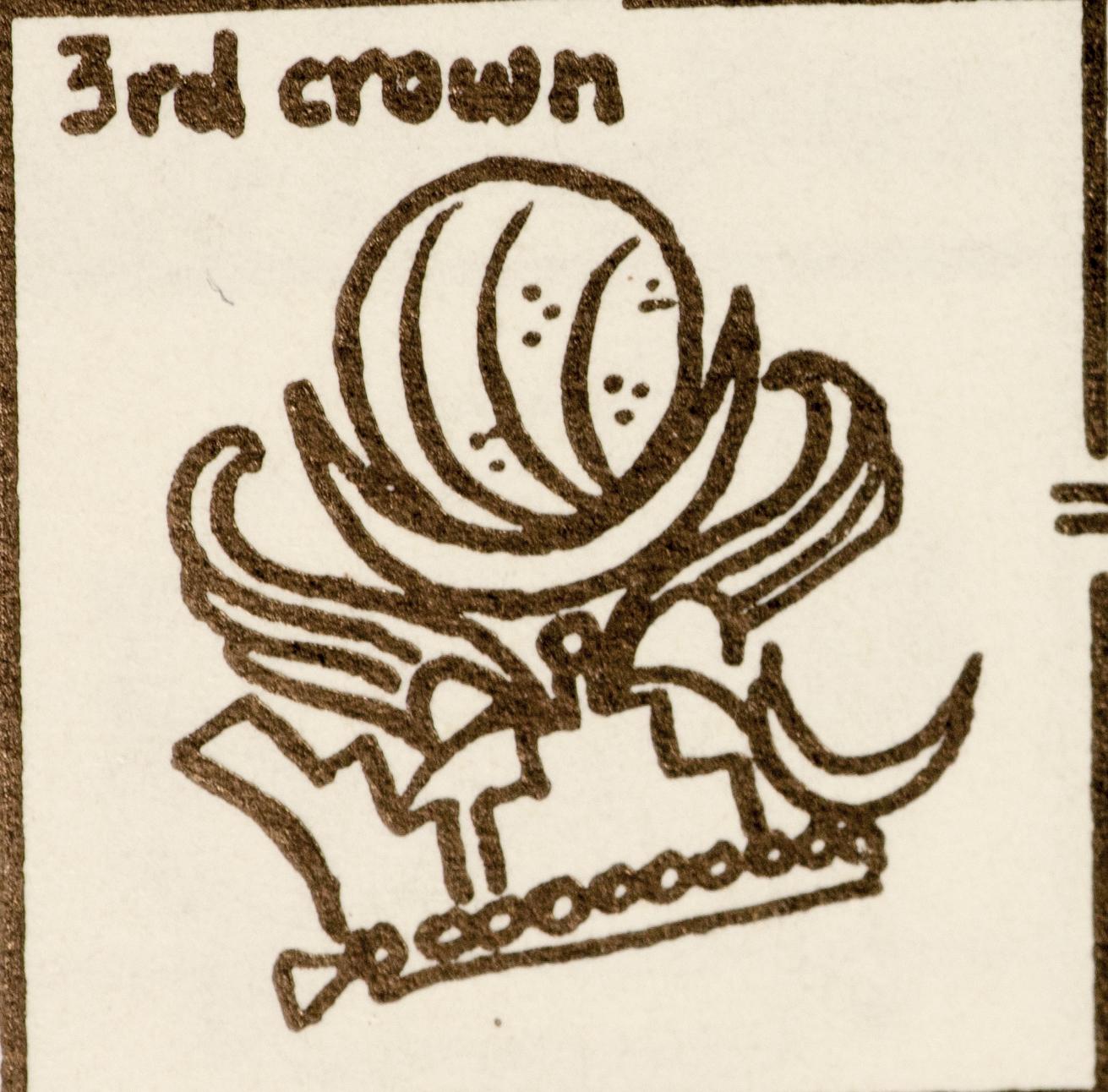 Las coronas de los shas de Persia. 23uae7a