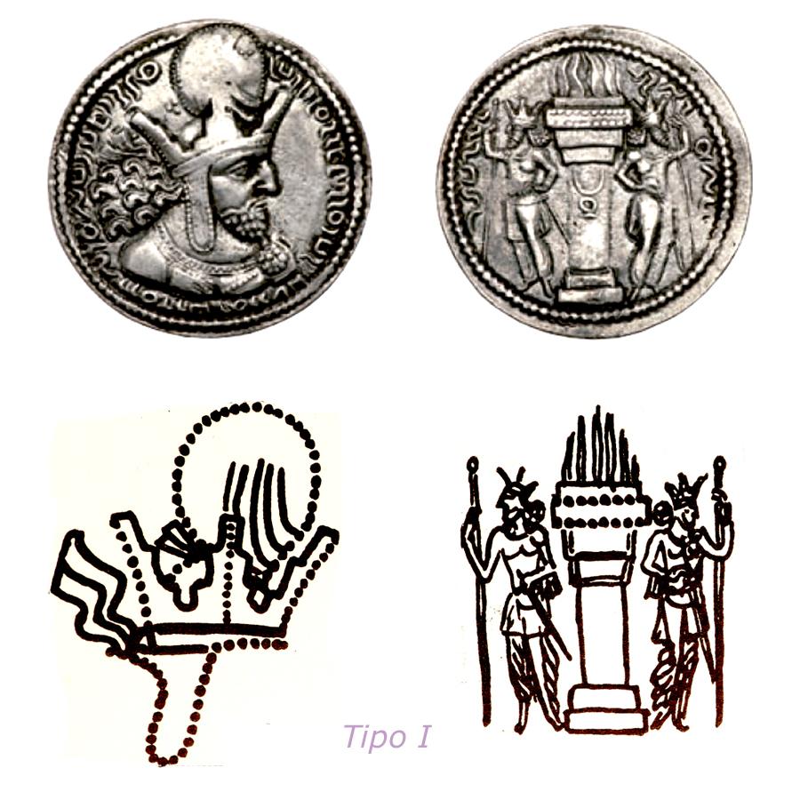 Las coronas de los shas de Persia. 24d2b0j