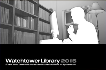 Watchtower Library 2015 - Disponivel 2565nrb