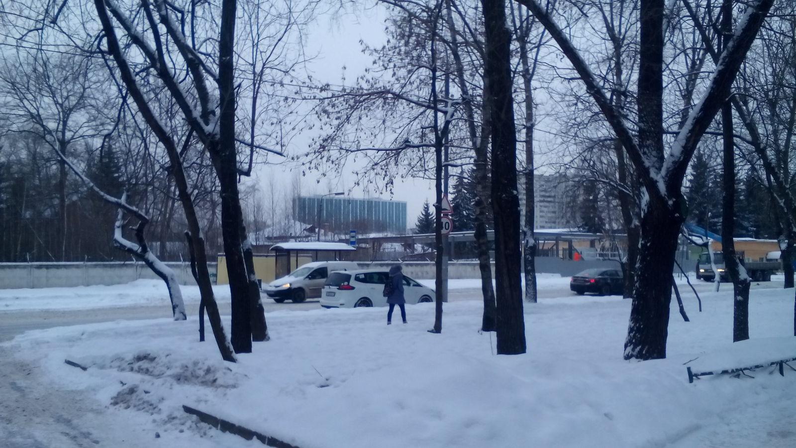 """Первая прогулка в расположение будущего ЖК """"Нормандия"""" 259ux41"""