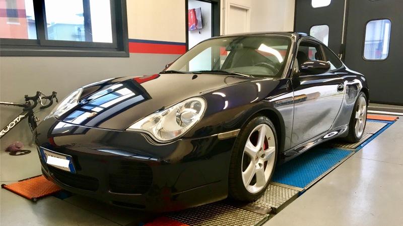 2003 Porsche 911-996 4S 25gvrrt