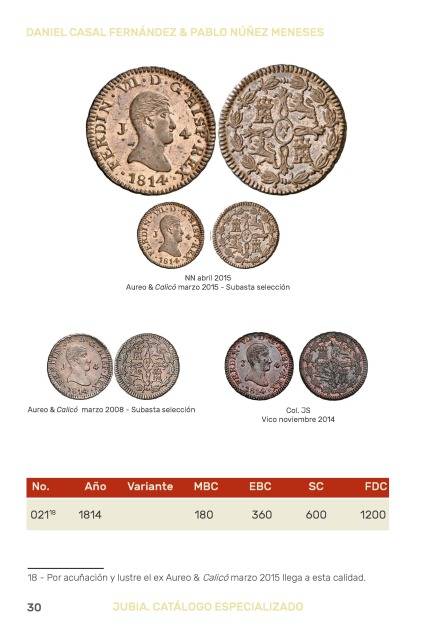 Novedad editorial: Jubia Catálogo Especializado 25s98ab
