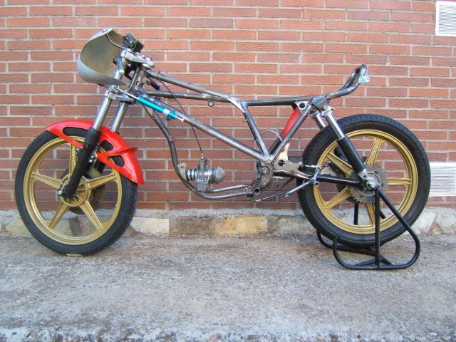 """Bultaco Streaker 350 """"Agua"""" 280imud"""