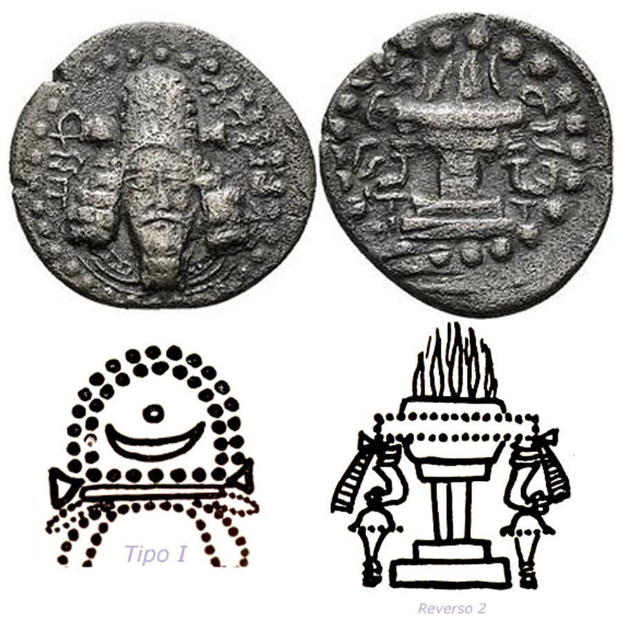 Las coronas de los shas de Persia. 28icncj