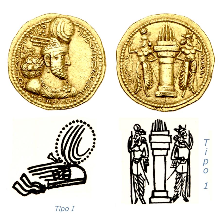 Las coronas de los shas de Persia. 28luiv9