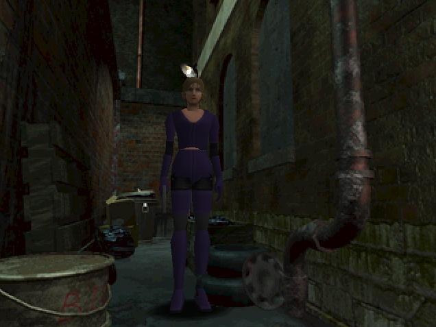 RE2 - RE5 Jill Valentine Battle Suit Skin 2921hlx