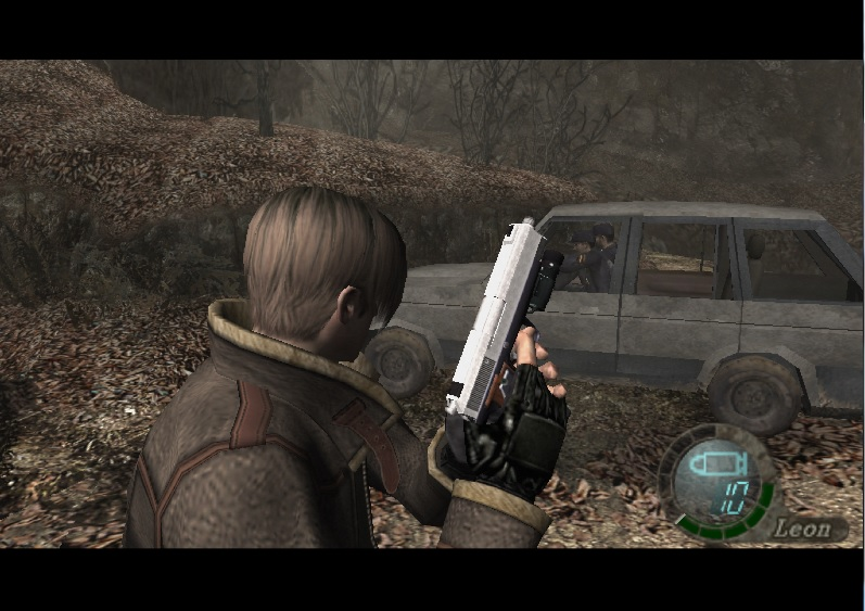 Handgun HD Leon/Wesker 29mrk0k