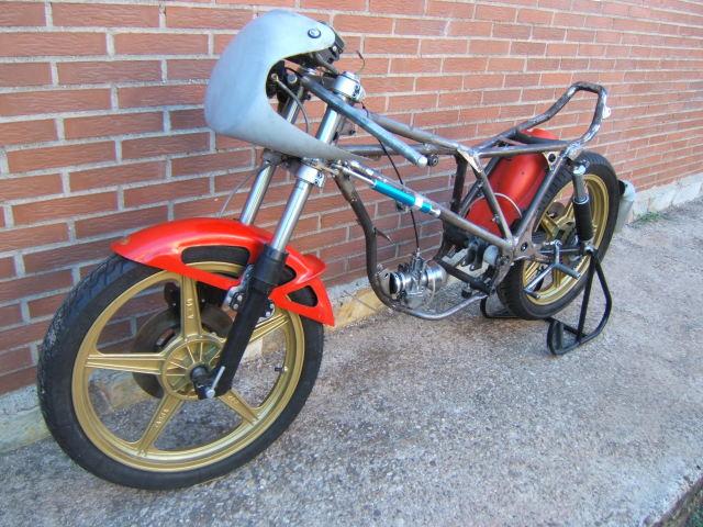 """Bultaco Streaker 350 """"Agua"""" 29qigjd"""