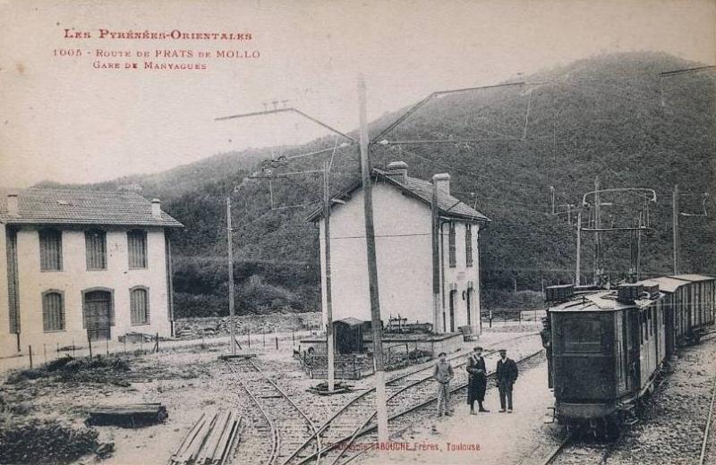El tren petit de l'Alt Vallespir. 2a6m2yw