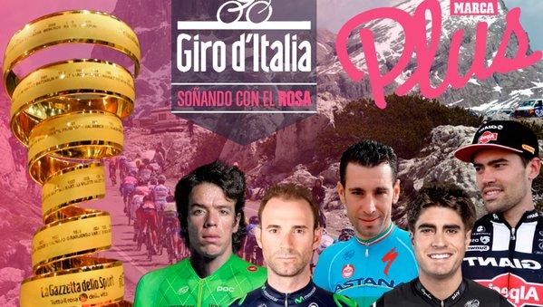 GIRO DE ITALIA 2016 2aevvip