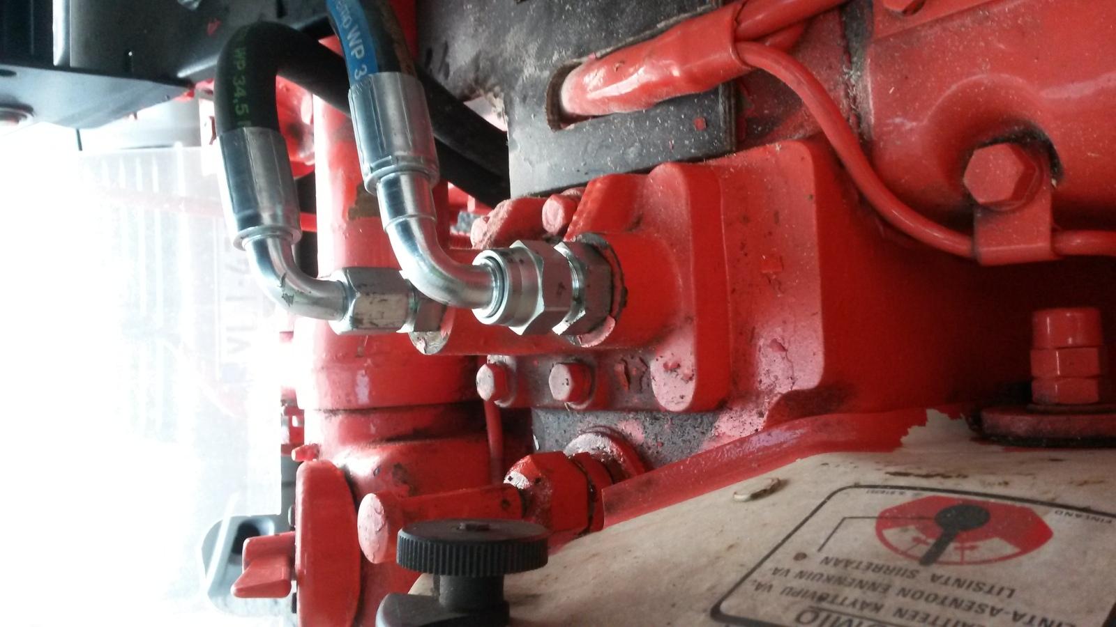 DB-996 lisähydrauliikkaa 2afl94y