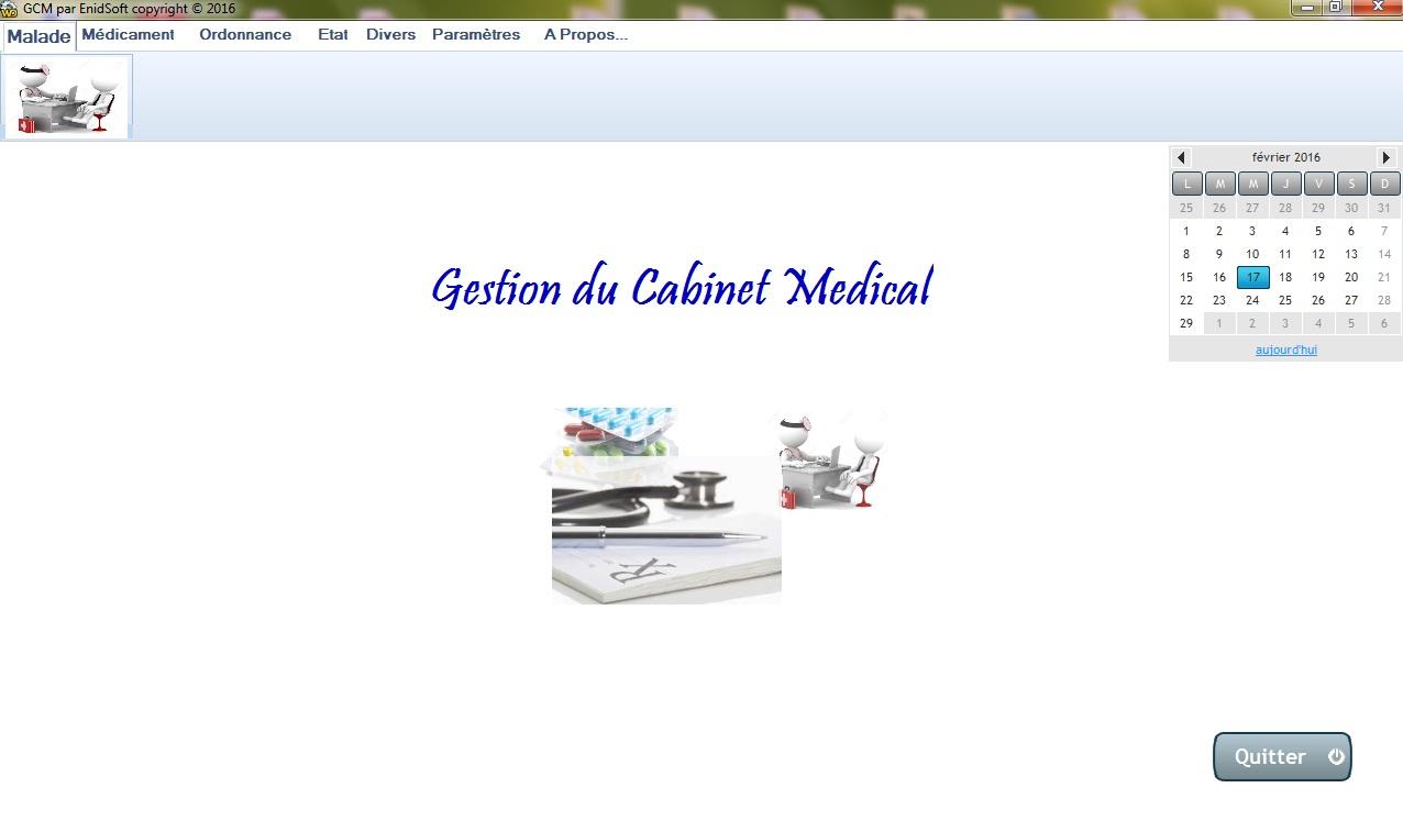 برنامج تسيير عيادة طبية 2cdu639