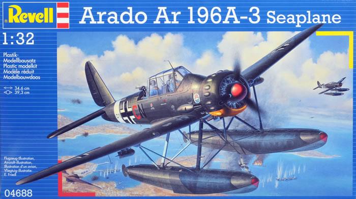 Arado A196A-3 Revell 1/32 2cwkaqt
