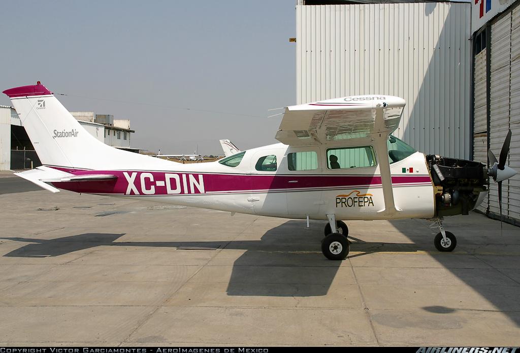 Aeronaves  Matriculas  XC-  ( Por Estados) 2di391s