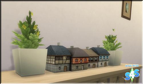 Deco Row Houses 2dkbb7d