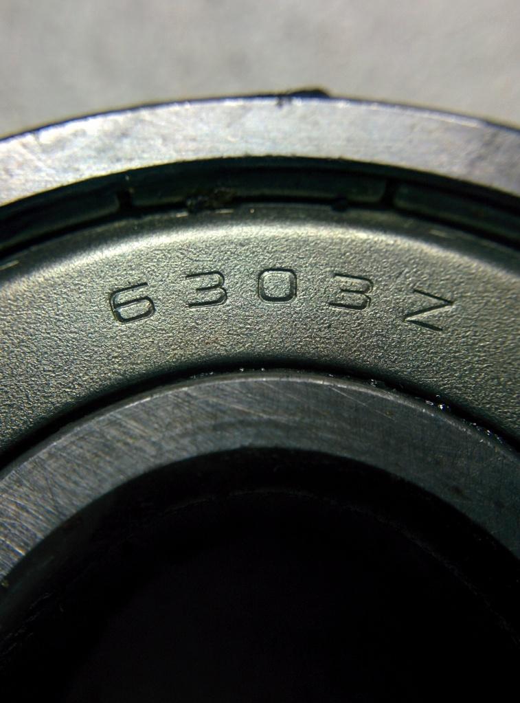 rodamientos - Numeración de rodamientos de basculante y llantas 2drb6tu
