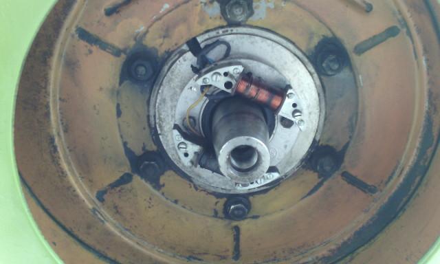 [Agria 1900 ED20] Cables plato magnetico 2e0pcn5