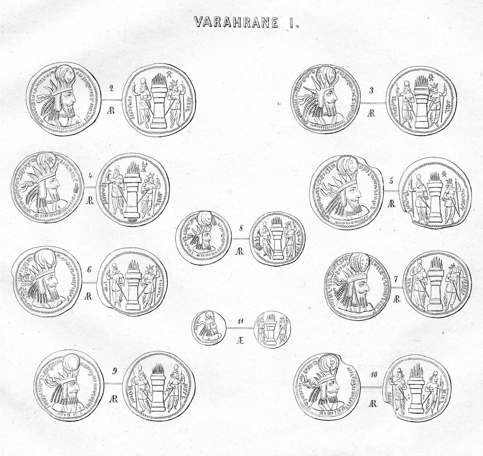 Las coronas de los shas de Persia. 2e3sh07