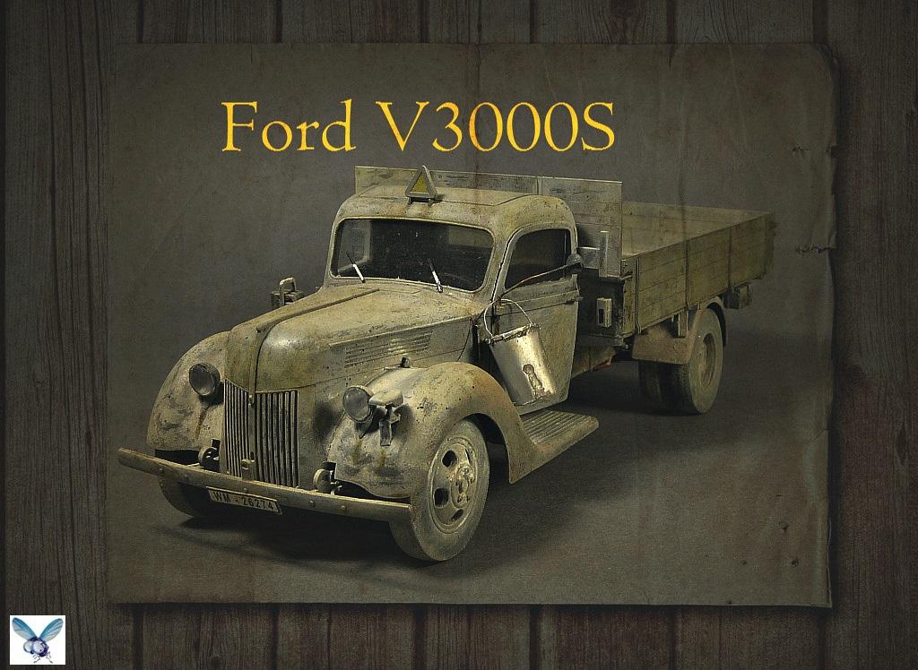 Ford V3000S,1:35,Моделист 2eyf2io