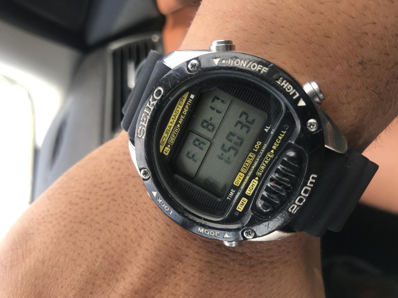 SEIKO M705 vs CASIO DEP 610? 2gwuv68