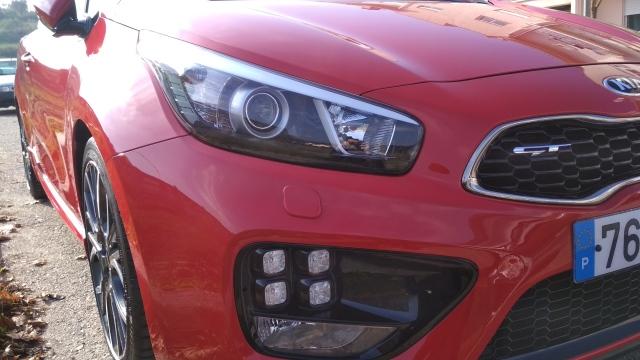 Kia Ceed 1.6 T-GDI GT TOP  2h660jl