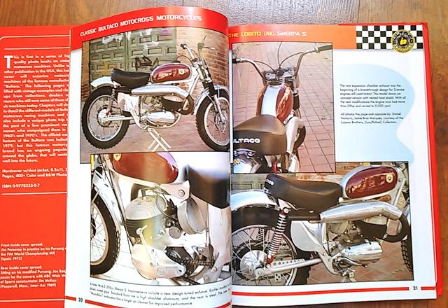 Libros extranjeros sobre motos españolas 2i6z1w9