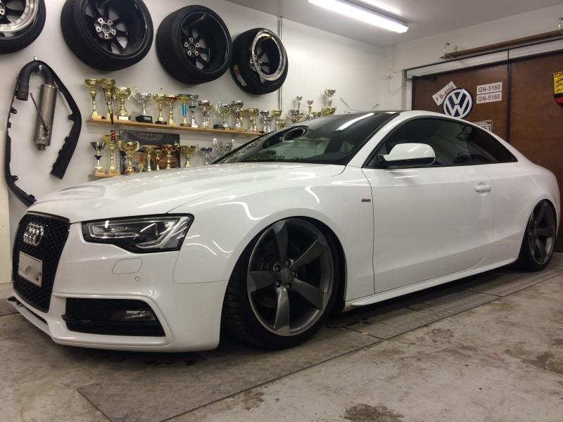 Olse: Facelift Audi A5 2ij2owm