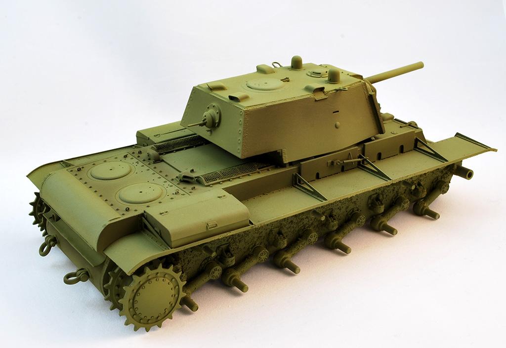 КВ-1 Ленинградский фронт 1942г - Страница 2 2j29ov8