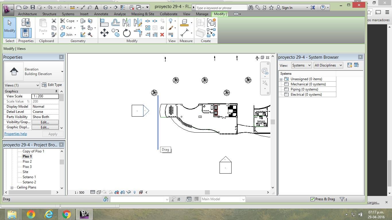 Visualización de fachadas (elevations)   2la4f1y