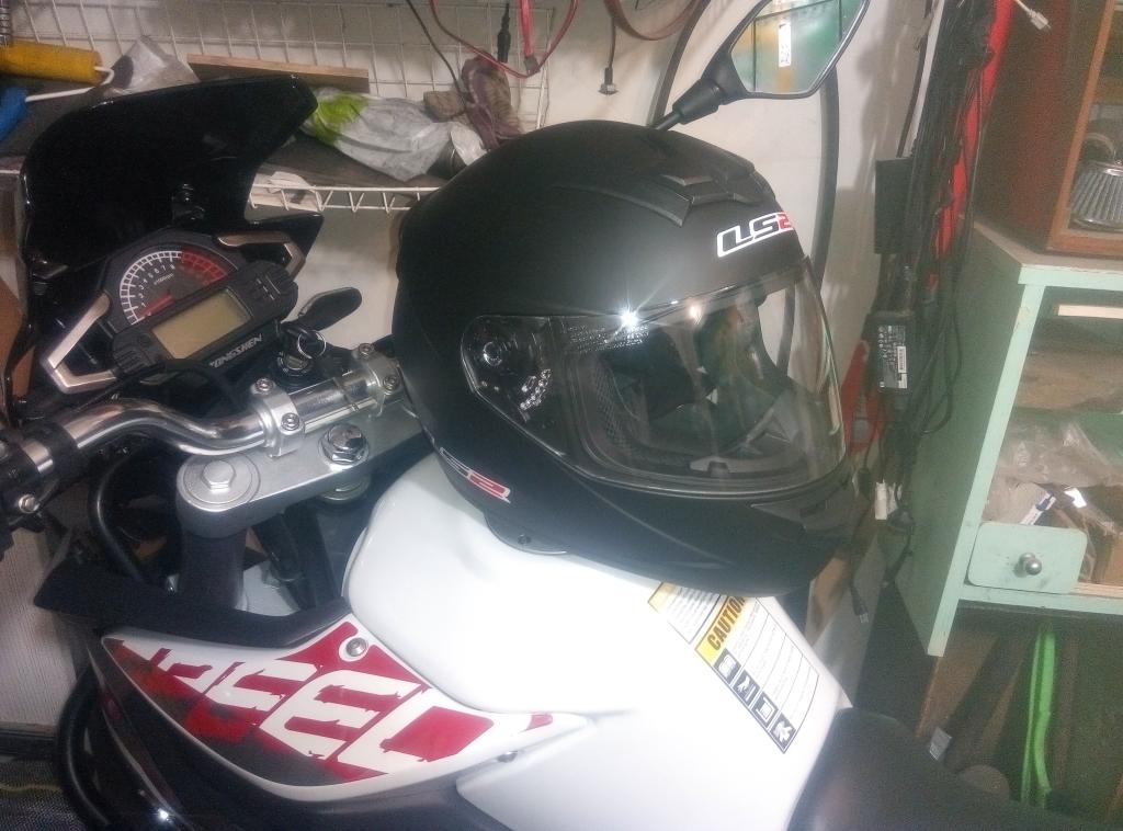 Мой первый мотоцикл... Zongshen RX3 2lz253