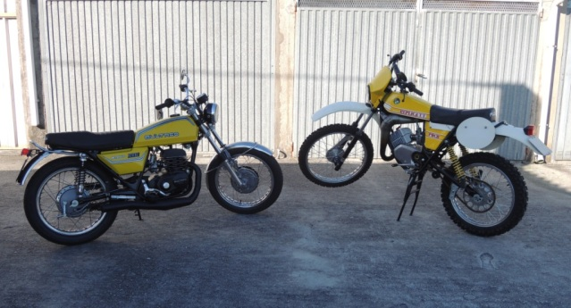metralla - Bultaco Metralla GTS * by Jorok 2mcy1s1